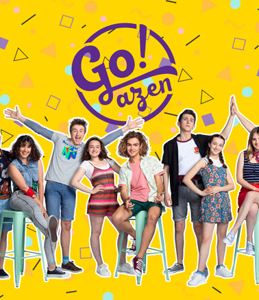 Go!Azen (2019) (TV Series)