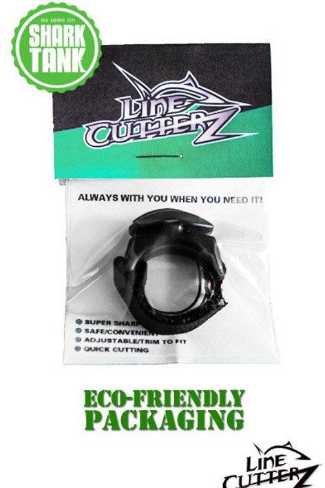 Line Cutterz BLACK Ring