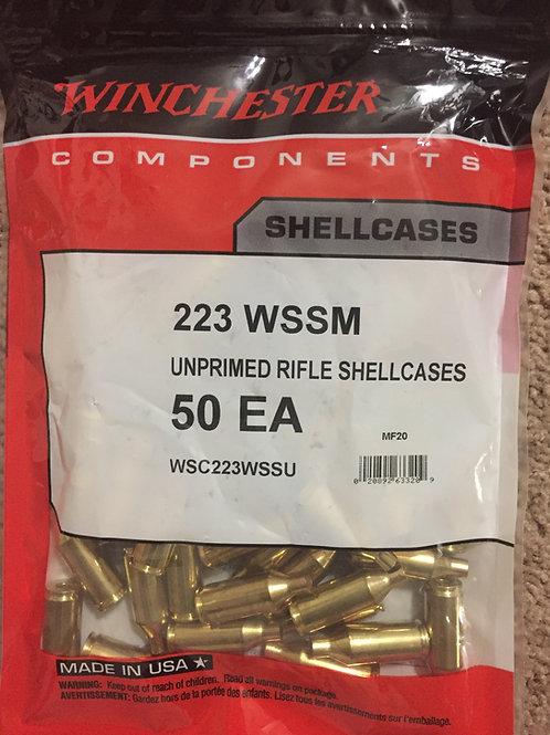 223 WSSM Winchester Brass (New)