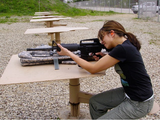 Shooting Range Fun – When I first met the AR