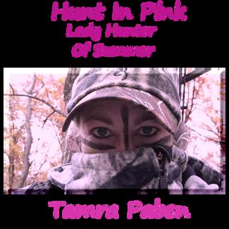 Tamra Paben; Summer 2015 Lady Hunter