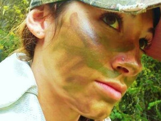 Sara Basso; Aug 2014 Lady Hunter