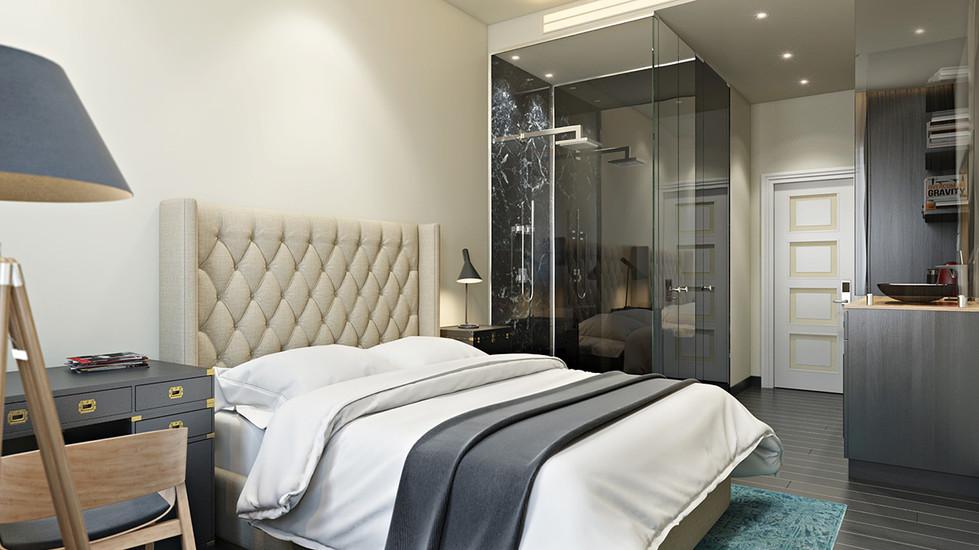 עיצוב מלון בוטיק
