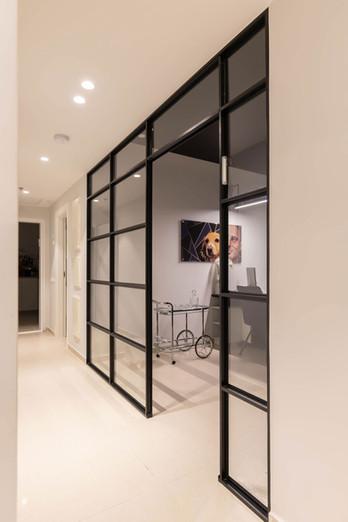 עיצוב דירת יוקרה