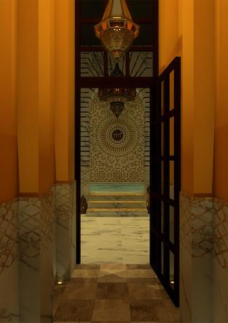 עיצוב חמאם | סטודיו ניר יפת