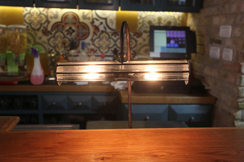בית קפה ברטה - עיצוב פנים סטודיו ניר יפת