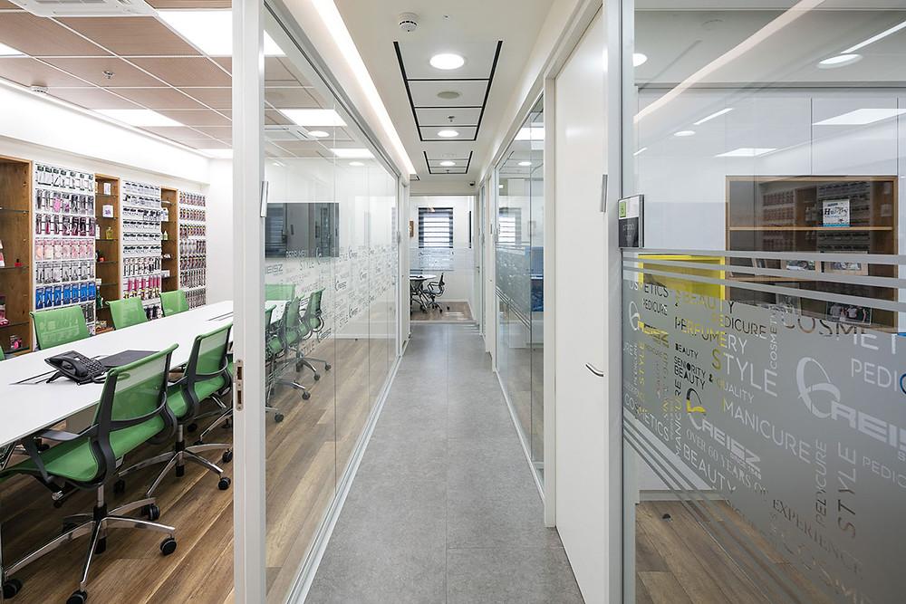 עיצוב משרדים - סטודיו ניר יפת