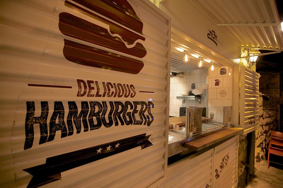 עיצוב ג'וזף המבורגר מבית חצות