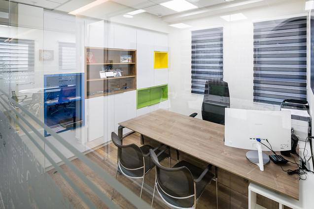 עיצוב משרדי חברה | עיצוב משרדים