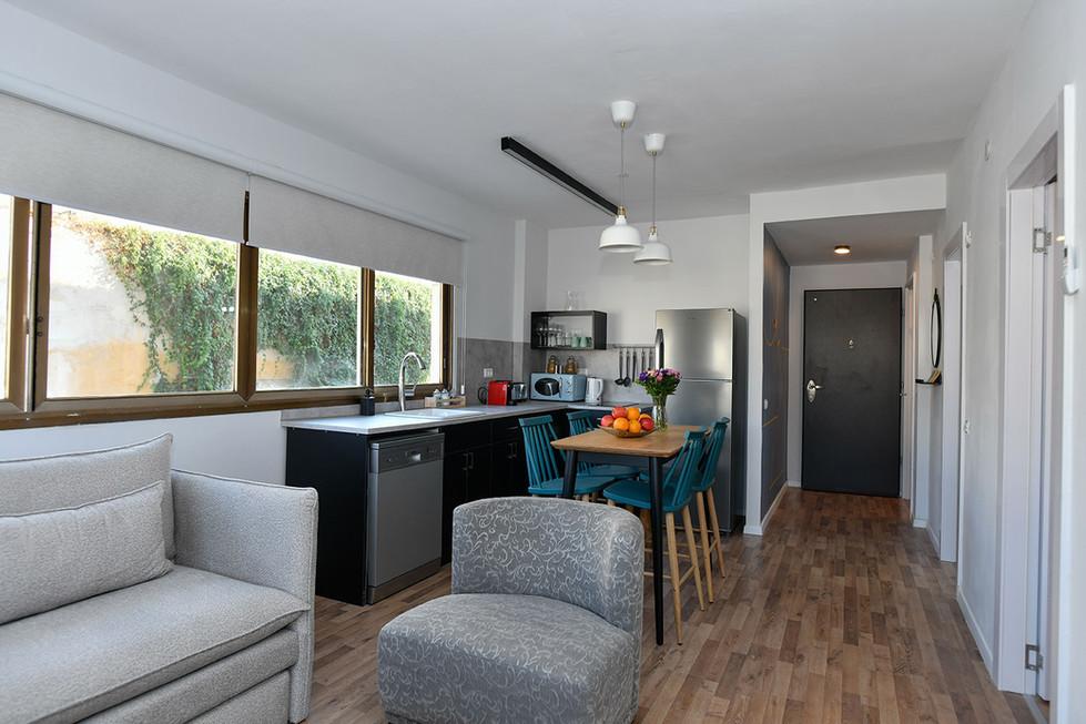 עיצוב דירות AIRBNB - תל אביב