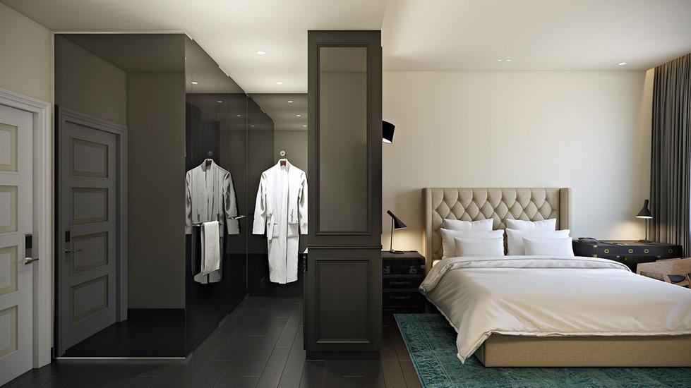עיצוב בית מלון | מעצב בתי מלון