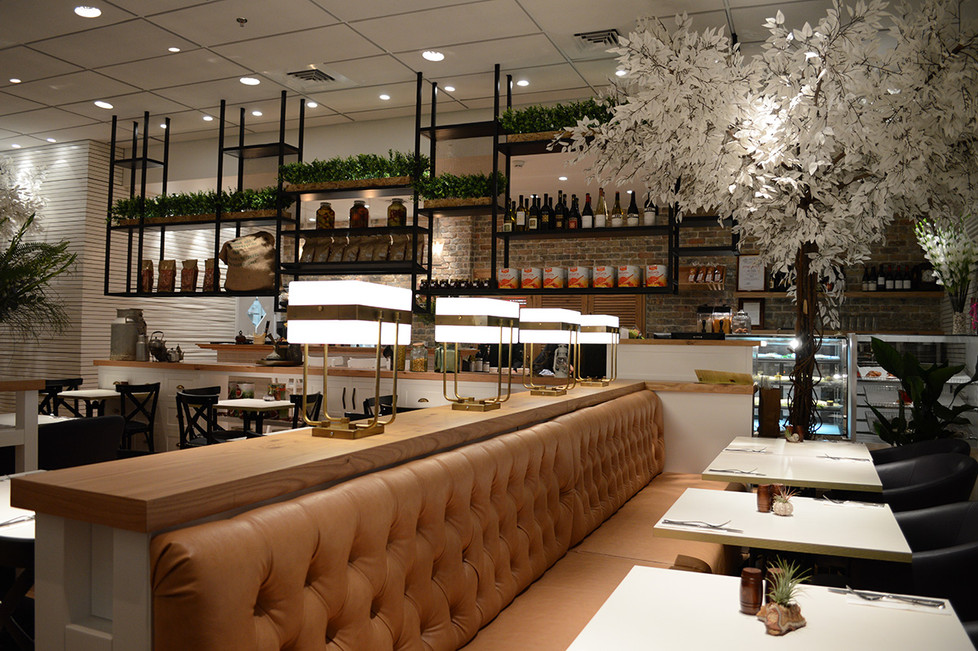 עיצוב מסעדות | סטודיו ניר יפת