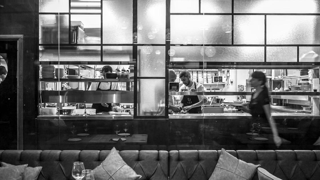 עיצוב מסעדות