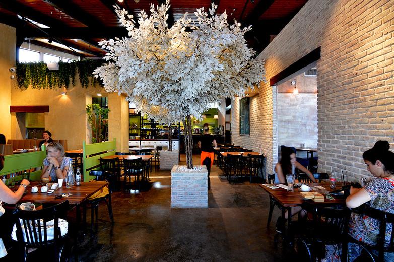 עיצוב מסעדות   סטודיו ניר יפת
