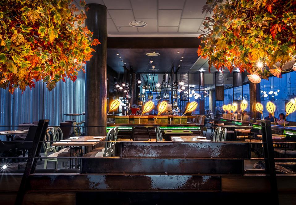 עיצוב מסעדות   מעצב מסעדות