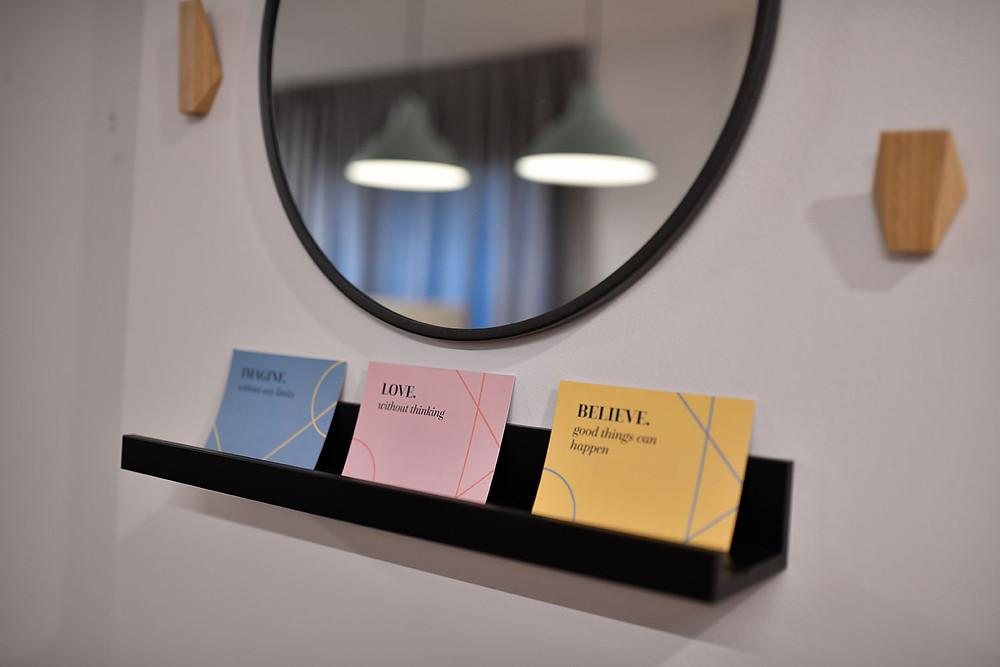 עיצוב חדר במלון - עיצוב פנים סטודיו ניר יפת