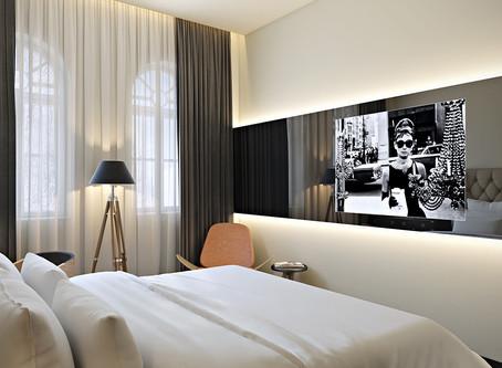 עיצוב בתי מלון והוסטלים