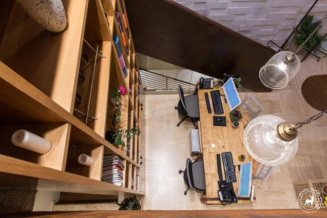 עיצוב ותכנון מרכז יוגה - קמליה