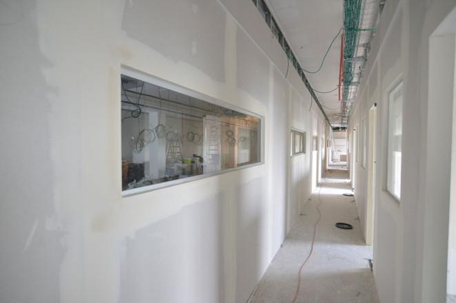 תכנון משרדי חברת קול ביז - מוקד טלפוני