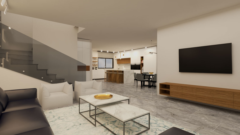 עיצוב בית פרטי
