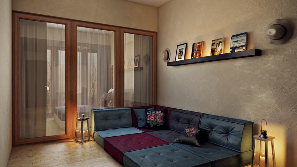 עיצוב מלון בוטיק מדברי | סטודיו ניר יפת