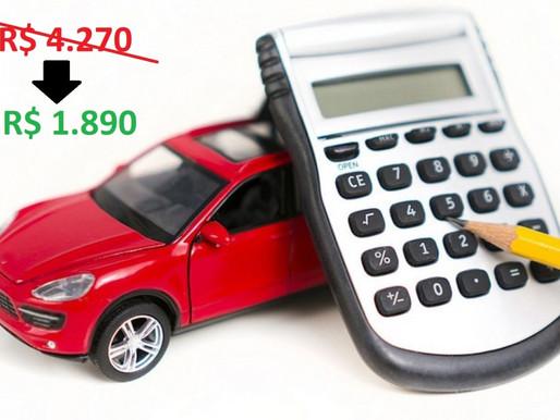 Porque o meu seguro de carro tem o preço diferente do meu amigo?