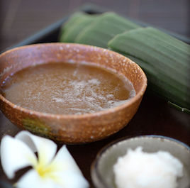 We offer a variety of body treatments including body scrubs, and body wraps.