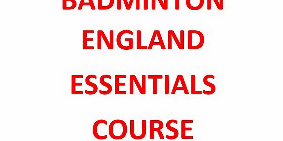 Badminton England Essentials Course - Learn To Play In Ten Weeks