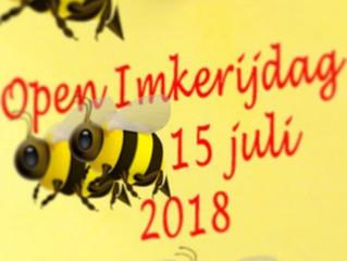 Open Imkerij Dagen 2018 NBV