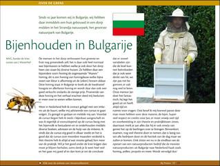 Artikel uit Bijpraten NBV Amstelland