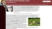 Honing in wijnmagazine