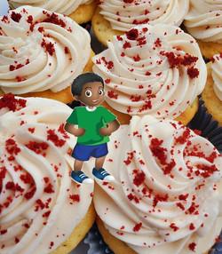 Red Velvet #redvelvet #cake #cakepop #ca