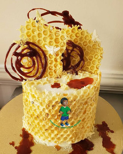 Cake #redvelvet #cakekid #cakesofig