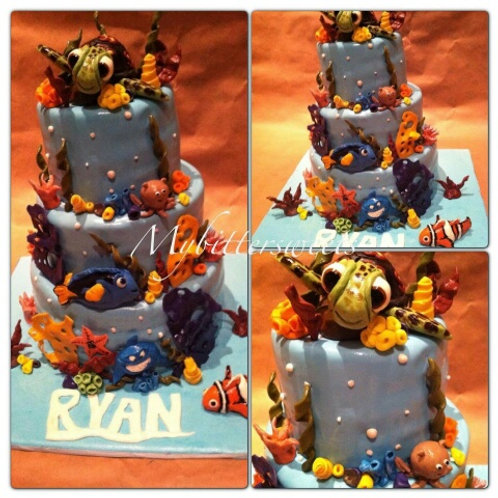 Childrens Party Cakes