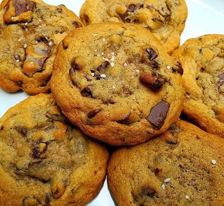 My Favorite Chocolate Chip Cookies