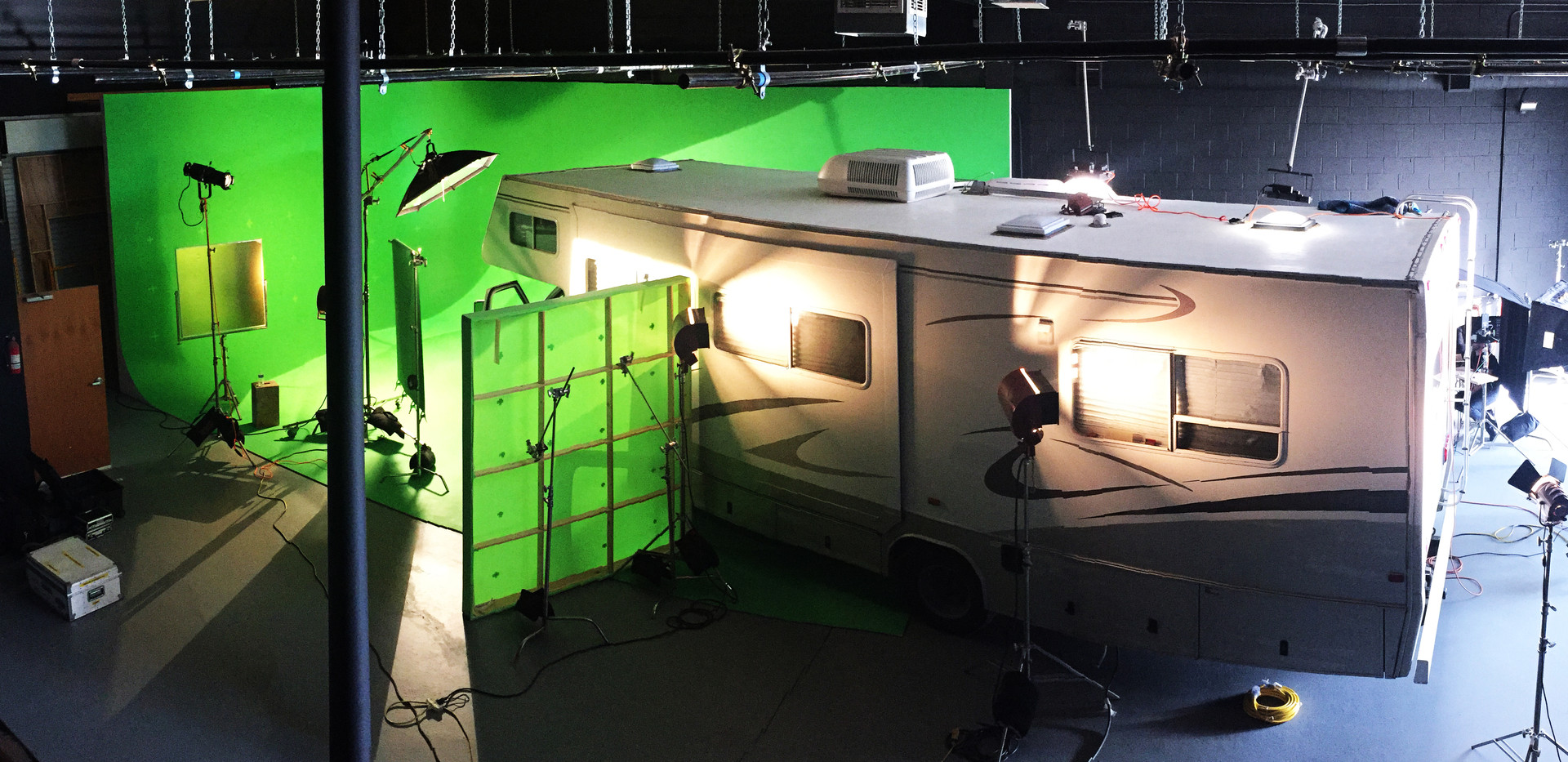 LA Movie Studio Rentals