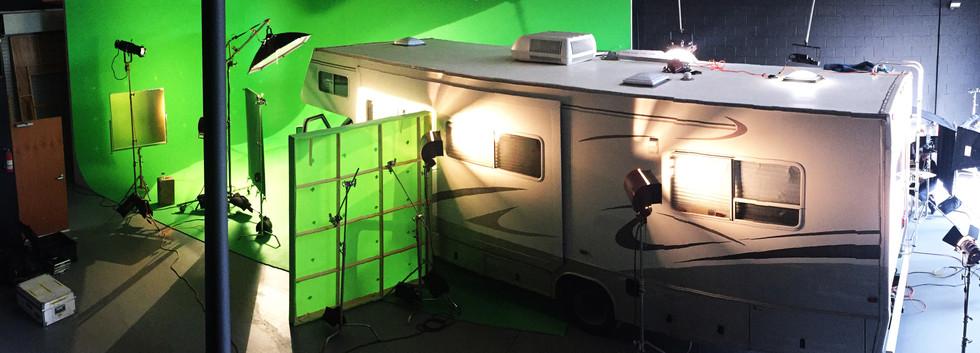 Green Screen Rental LA