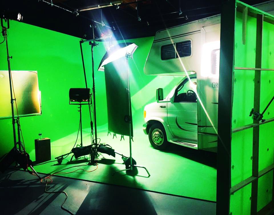 GreenScreen Rental Los Angeles