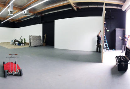 White cyc studio Los Angeles