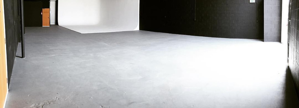 20' by 30' cyclorama wall Los Angeles
