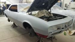 68 Camaro Restoration