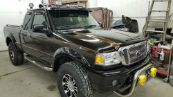 2007 Ford Ranger Restoration