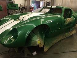 Shelby Daytona Restoration