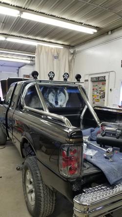 2007 Ranger Modifications
