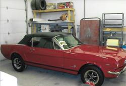 1966 Mustang Restoration