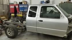 Rick Foy's Garage Restoration