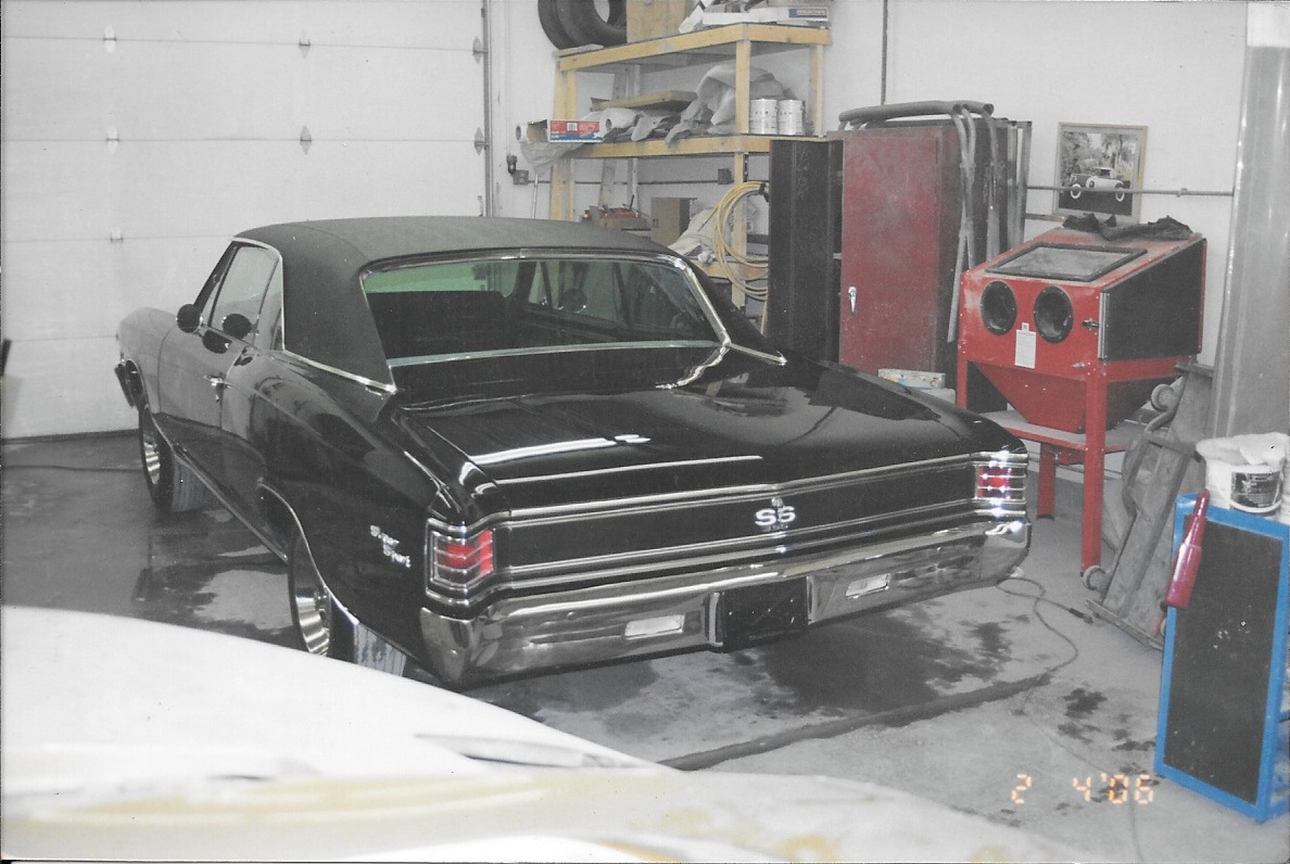 1967 Chevelle SS Restoration