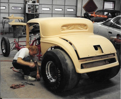 1932 Ford Coupe Restoration