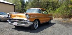 1957 Chevy Custom Restoration