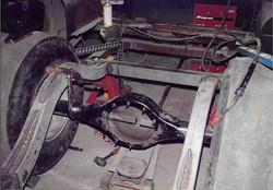 Nostalgia 55 Chevy Nomad